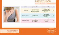 HIPO-TENSIÓN - Tratamiento