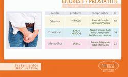 ENURESIS/PROSTATITIS - Tratamiento