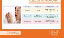 ALERGIAS RESPIRATORIAS - Tratamiento