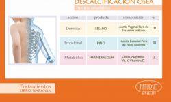 DESCALCIFICACIÓN ÓSEA - Tratamiento