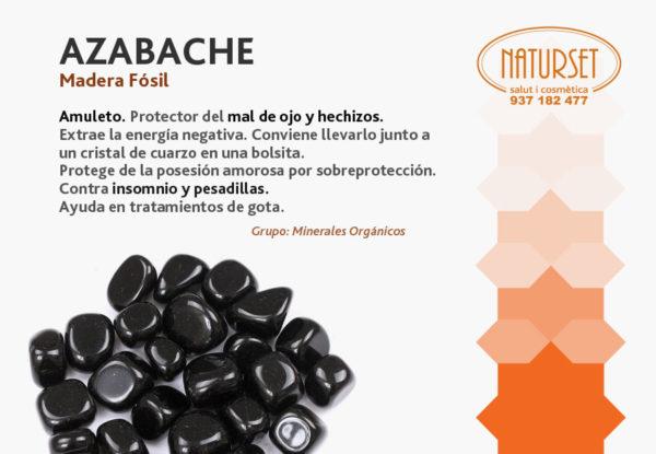 Azabache - Minerales de Naturset