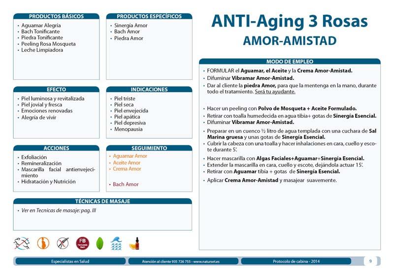 ANTI-Aging 3 Rosas_AMOR-AMISTAD