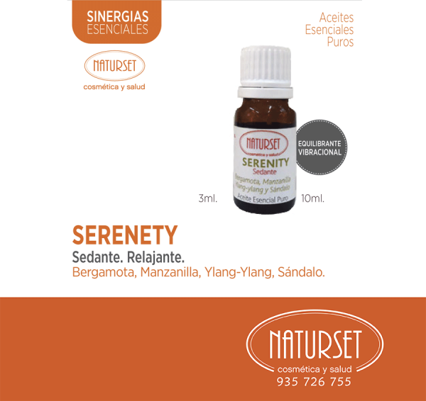 Sinergia Esencial Serenety