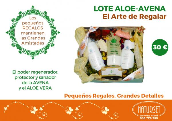 Lote Aloe Avena