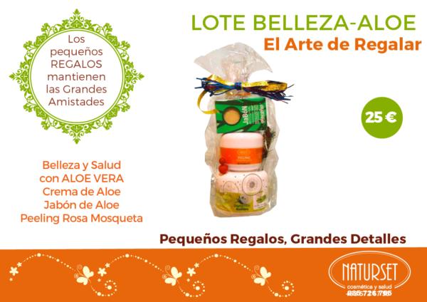 Lote Belleza-Aloe
