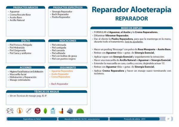 Tratamiento Reparador Aloe Terapia