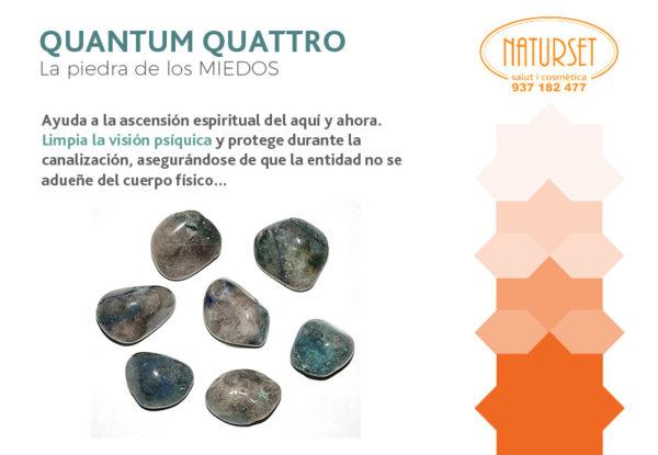 Quantum-Miedos. Limpia la visión espiritual - Cristales y Piedras de NATURSET