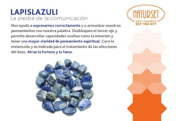 Lapislazuli - Cristales y Piedras de Naturset