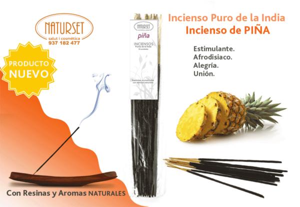 Incienso de Piña - NUEVO PRODUCTO - Naturset