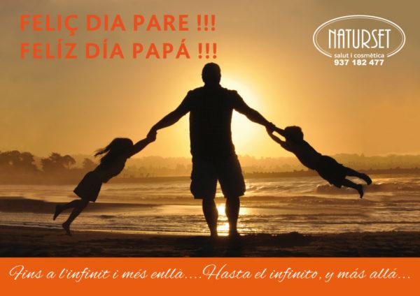 Feliz Día Papá - NATURSET Salut i Cosmètica