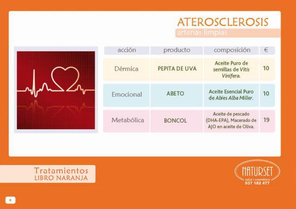 Aterosclerosis - Tratamientos Naturset
