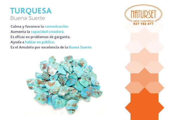 Turquesa - Cristales y Piedras de Naturset