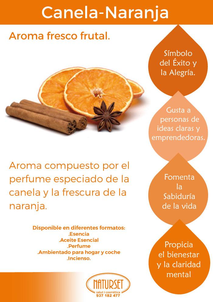 canela naranja